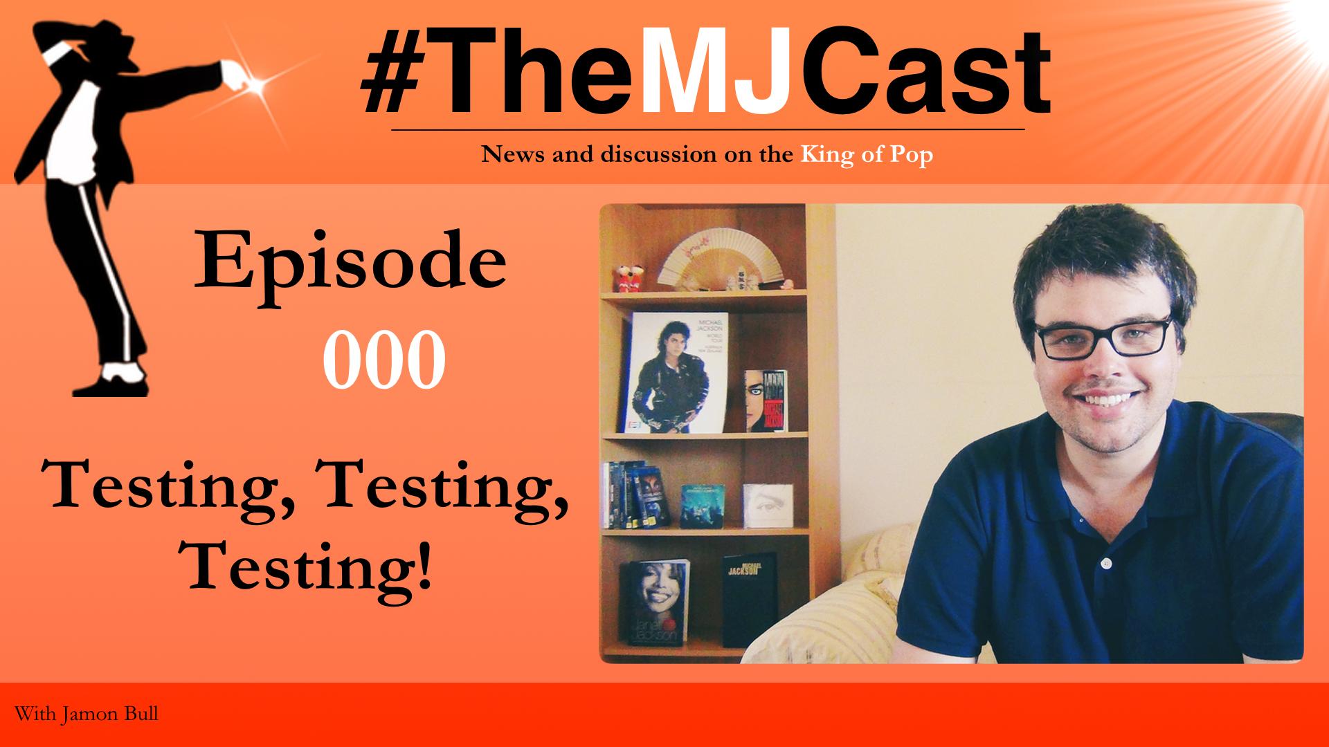 Episode 000 - Testing, Testing, Testing! YouTube Art
