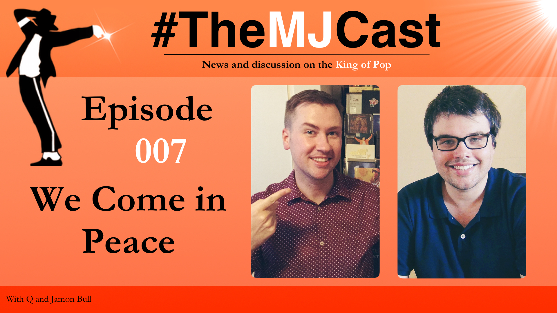 Episode 007 - We Come In Peace YouTube Art
