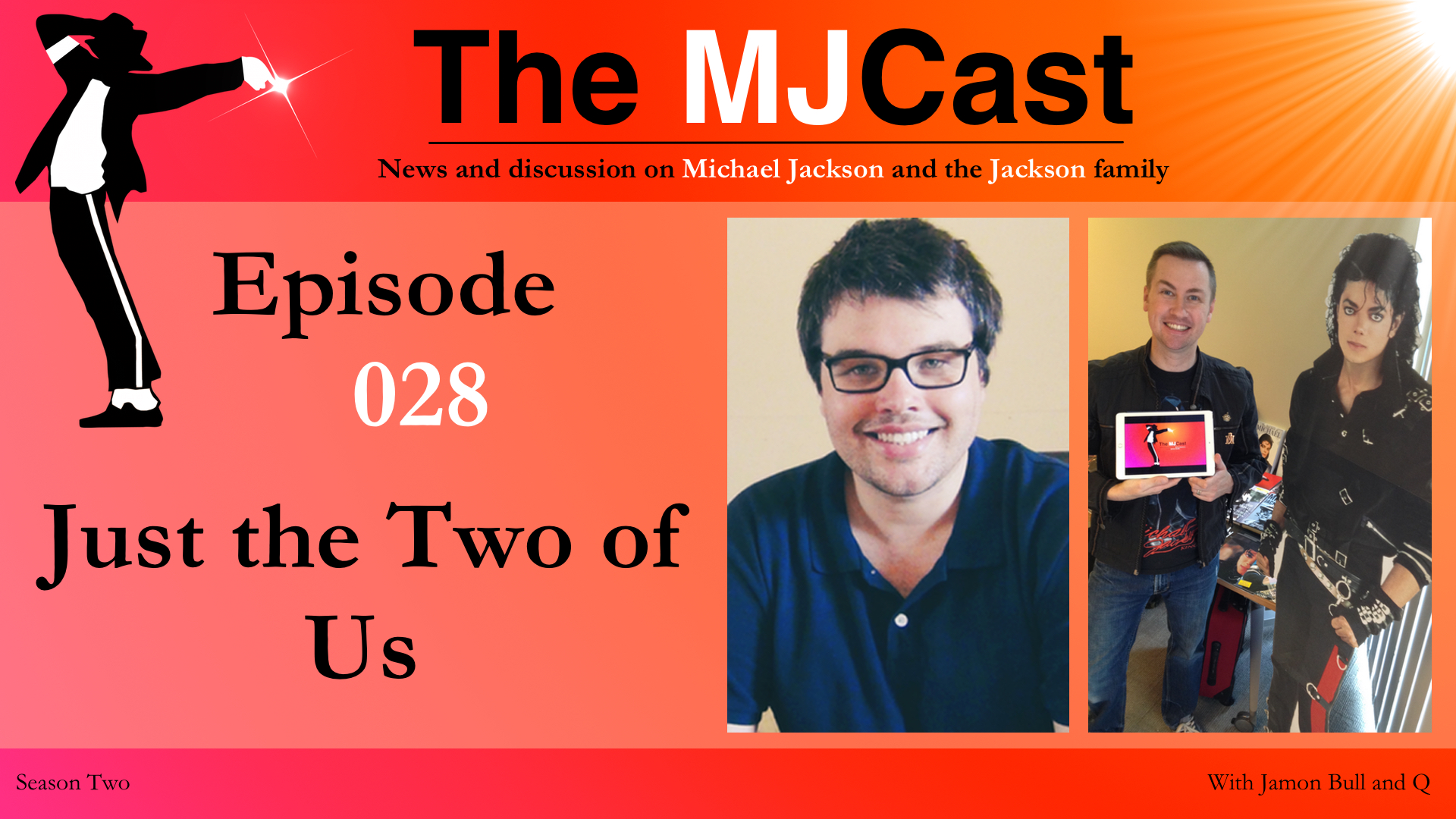 Episode 028 - Just the Two of Us Show Art