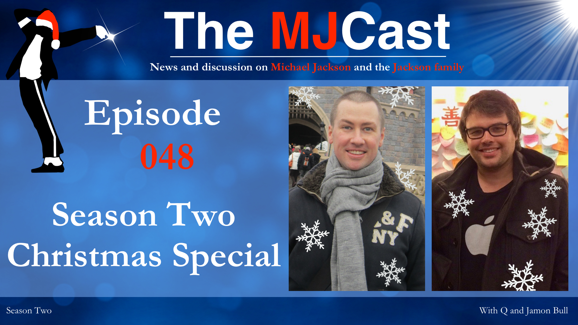 The Jackson 5 Have Yourself A Merry Little Christmas.Episode 048 Season Two Christmas Special The Mjcast