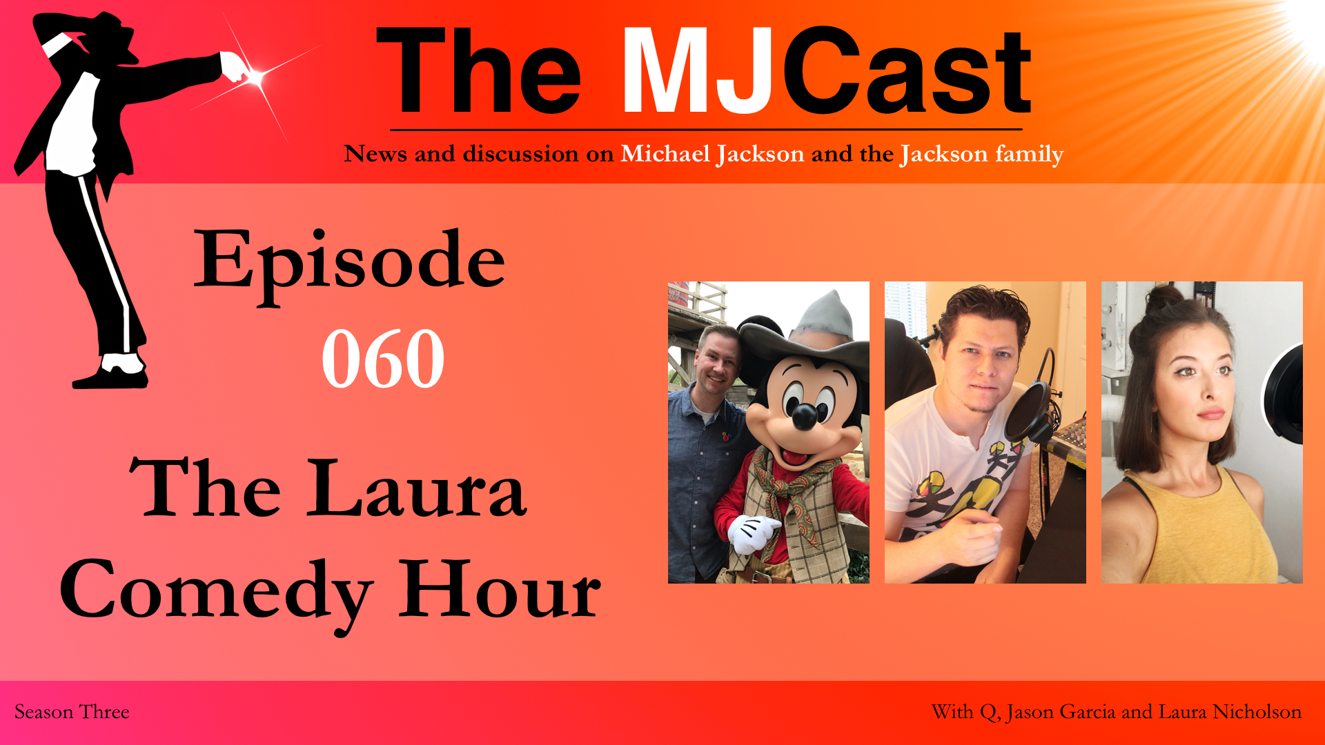 They Don't Care About Us – The MJCast