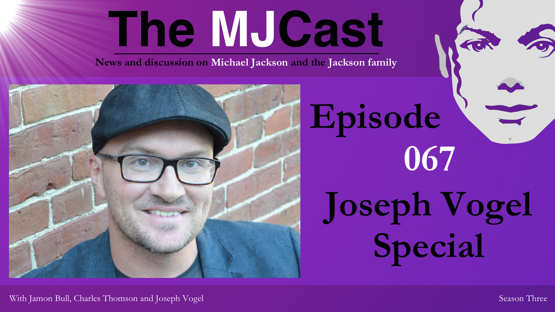Episode 067 – Joseph Vogel Special – The MJCast