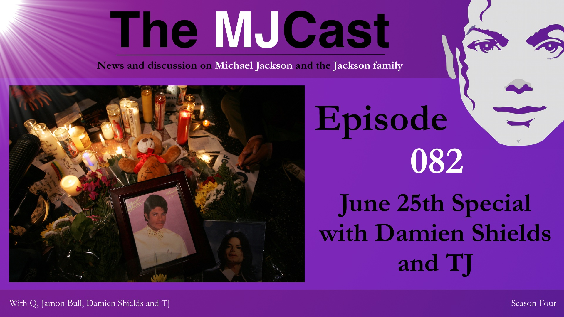 Episode 082 – June 25th Special with Damien Shields and TJ