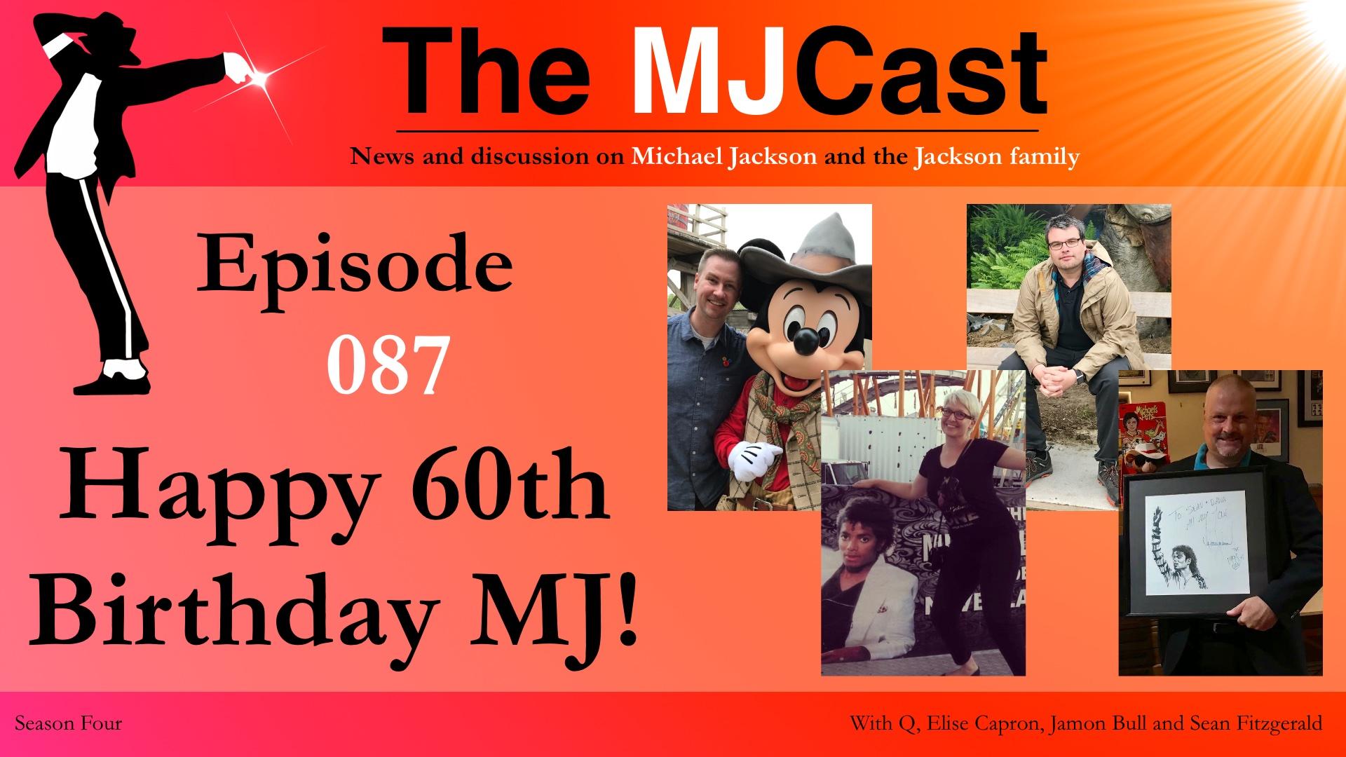 The MJCast - A Michael Jackson Podcast | Podbay