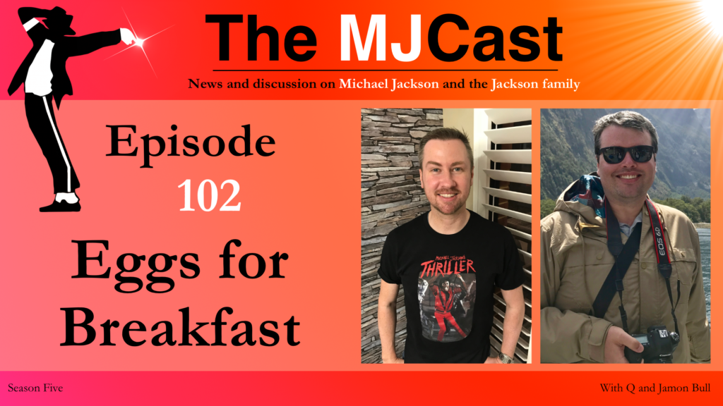 ce89d5b3 This episode is dedicated to TJ, known as @TabloidJunk online, who passed  away suddenly in late May. TJ started The MJCast with Jamon and Q, ...